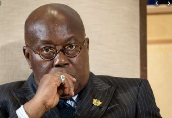 NDC backs nepotism claims against Akufo-Addo with pictures