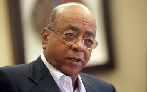 Dr Mo Ibrahim