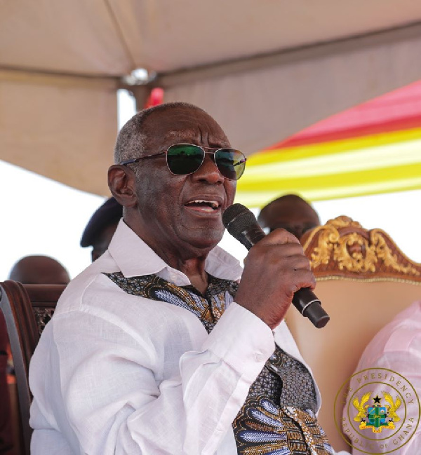 NPP leadership don't just talk, they do the work – Kufuor