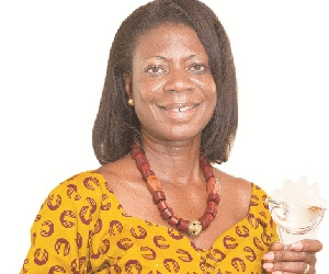 Kate Quartey Papafio, CEO of Reroy Group