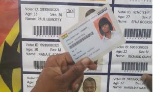 Ghana's new voter register and