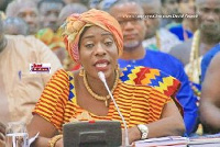 Catherine Ablema Afeku moves to the Office of the President as a Minister of State.