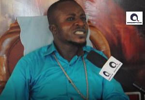 Prophet Dr Eric Akwasi Amponsah aka Computer Man