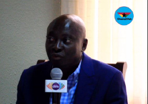 Minister for Works and Housing, Samuel Atta Akyea