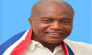 Former National First Vice Chairman of the New Patriotic Party(NPP), Stephen Ntim