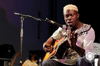 Musician, Fatau Keita