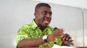 Deputy EC Chair, Bossman Asare