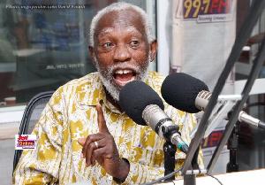Prof Stephen Adei C