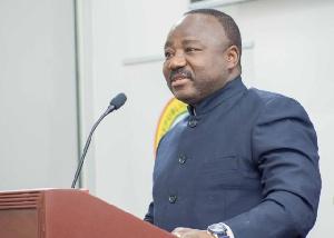 Adjenim Boateng Adjei, CEO of Public Procurement Authority (PPA)