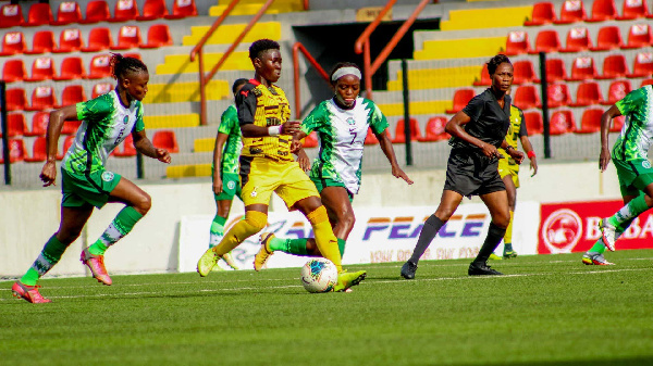 2022 AWCON Qualifiers: Ghana more intelligent than Super Falcons – Tagoe-Quarcoo
