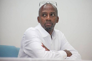 Ghanaian highlife musician, Rex Omar