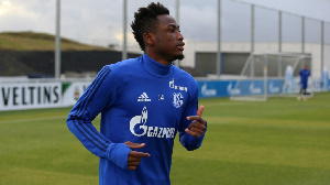 Baba's loan move to Schalke hasn't worked out the way he would have wanted