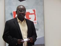 Akwasi Agyeman, CEO, Global Media Alliance Broadcast Company