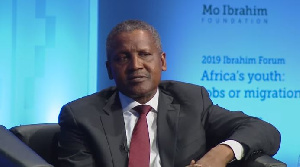 Aliko Dangote is Africa's Wealthiest man
