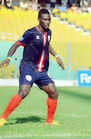 Former Inter Allies defender Baba Mensah