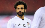 Mohamed Salah has insisted that his future is not up to him