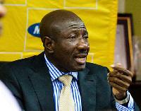 Ebenezer Twum Asante — new CEO, MTN Ghana
