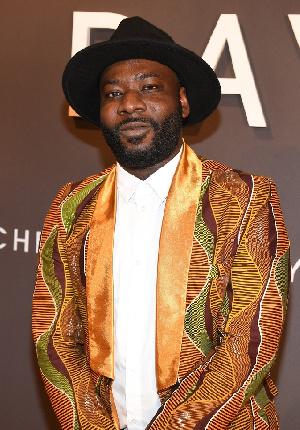 Ghanaian filmmaker Samuel