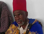 Overlord of the Waala traditional area, Wa Naa Fuseini Pelpuo IV