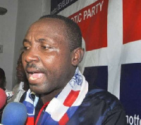 John Boadu, Acting General Secretary