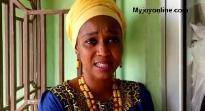 Deputy Minister of Education, Mrs. Barbara Asher Ayisi