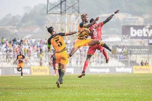 Asante Kotoko will host Ashantigold on matchday 28