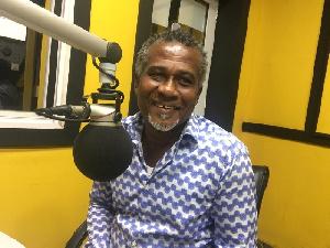 Lucky Mensah, highlife musician