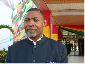President of Worldwide Miracle Church, Evangelist Dr. Lawrence Tetteh