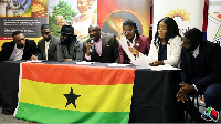 Organisers of Ghana Music Awards UK have held a press conference on this year entries