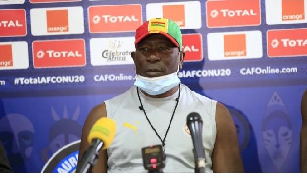 Black Satellites coach, Karim Zito