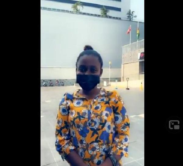 How Nana Aba Anamoah helped a woman secure a job for her husband via Twitter