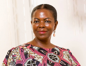 Lydia Seyram Alhassan, Member of Parliament (MP) for Ayawaso West Wuogon in the Greater Accra Region