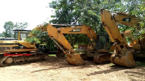 Escavators Eproew