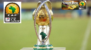 The CHAN trophy
