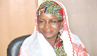 Hajia Hamdatu Ibrahim takes over from Prof. Delle