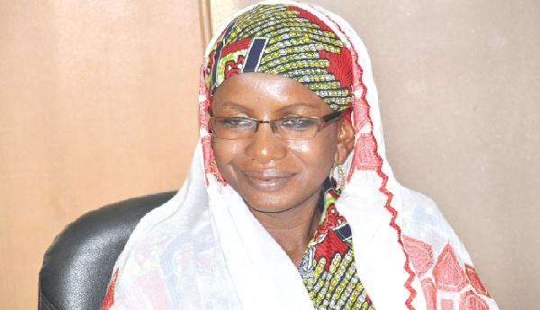 Hajia Hamdatu seeks CPP Leadership slot
