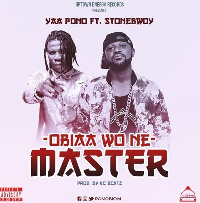 Yaa Pono features Stonebwoy on his new single