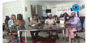 Trigmatic spoke to Abrantepa on Bloggers' Forum on GhanaWeb TV
