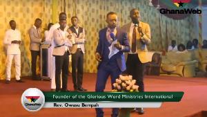 Prophet Owusu Bempah prophesied that top media personalities will die in 2017