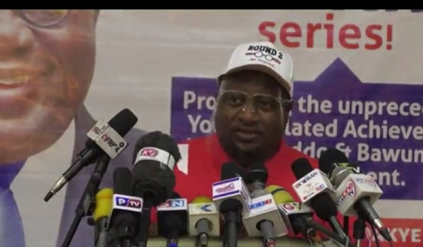 NPP youth urged to stand up against the lies of the opposition