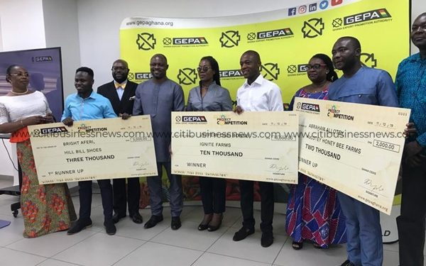 GEPA awards finalists of Export Project Competition