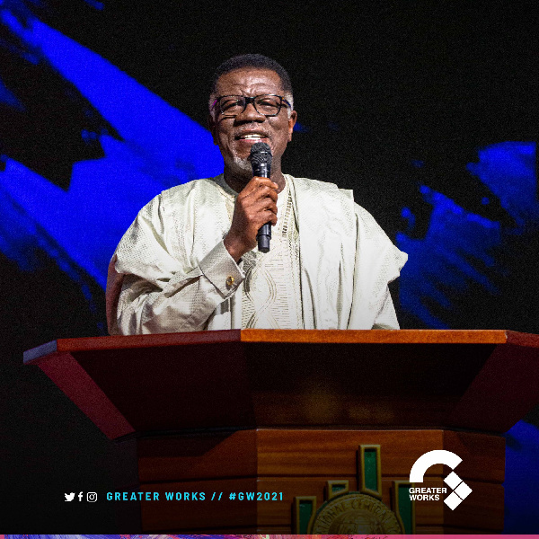 Africa has been in darkness for long, but our story will change one day – Mensa Otabil