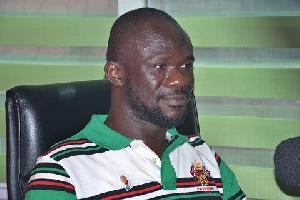NDC Deputy Ashanti Regional Youth Organizer, Onasis Kobby