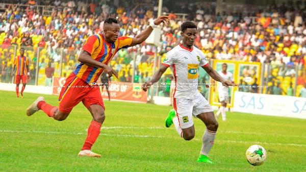 Sports Ministry implores football fraternity to display maturity during Hearts-Kotoko clash