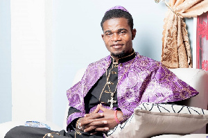Prophet Kwaku Opoku Sarpong