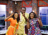 Kafui Dey will host the rebranded show with Valerie Danso and Thelma Tackie