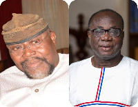 Dr. Tamakloe says he will not recognise Freddie Blay as chairman of the NPP