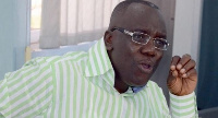 Former General Secretary for the New Patriotic Party, Sir John
