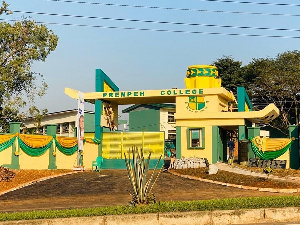 Prempeh College is an all-boys high school in Kumasi
