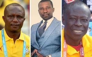 James Akwesi Appiah, Kenpong and Oti Akenteng